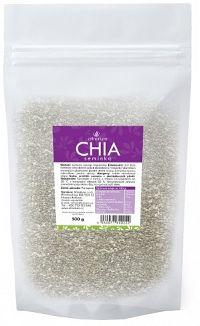 Chia semienka Allnature 500 g