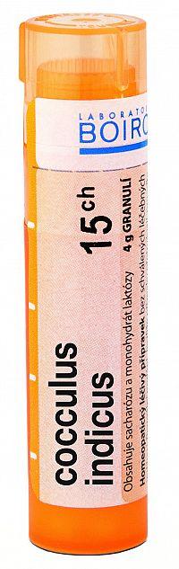Cocculus Indicus CH15 granulát 4g