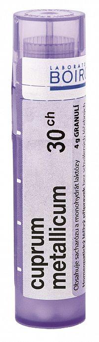 Cuprum Metallicum CH30 granule 4g