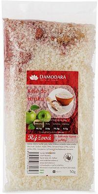 Damodara Instantné kaše ryžová s červenou repou a jablkami 50g