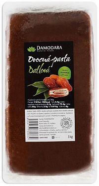 Damodara Ovocná pasta datľová 1kg