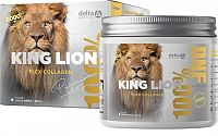 DELTA KING LION Flex Collagen 8 000 mg rozpustný prášok na prípravu nápoja, príchuť zelené jablko 1x