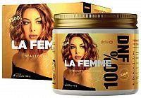 DELTA LA FEMME Beauty Collagen 5 500 mg rozpustný prášok na prípravu nápoja, príchuť broskyňa 1x196