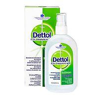 DETTOL 0,2% antiseptický sprej 100ml