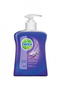 Dettol Tekuté antibakteriálne mydlo Levanduľa 250ml