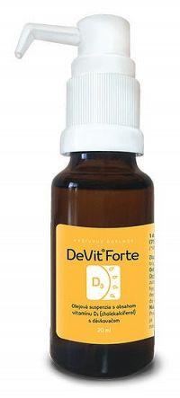 DeVit Forte kvapky 20 ml