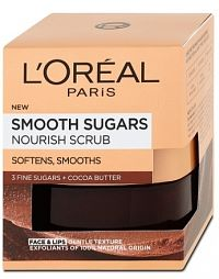 DEX SMOOTH SUGAR SCRUB NOURISH