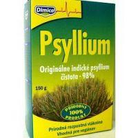 Dimica Psyllium prírodná rozpustná vláknina 150 g