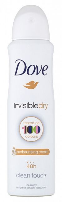 Dove Invisible Dry Woman antiperspirant deospray 150 ml