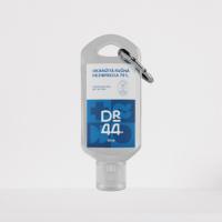 DR.44 Okamžitá ručná dezinfekcia 75% s karabínkou 50ml