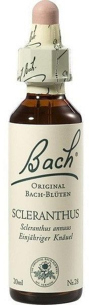 Dr. Bach Esence Sclerantus - Chmerek ročný 20ml