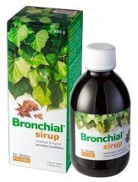 Dr. Müller BRONCHIAL sirup s extraktom brečtanu a vitamínom C, 1x300 g