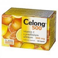 Dr. Müller Celong Vitamín C 500mg 60 kapsúl