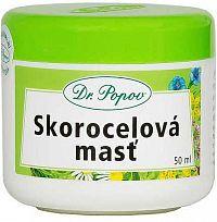 DR. POPOV Skorocelová masť 1x50 ml