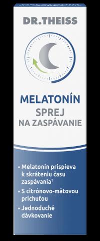 Dr. Theiss Melatonín sprej na zaspávanie 30ml