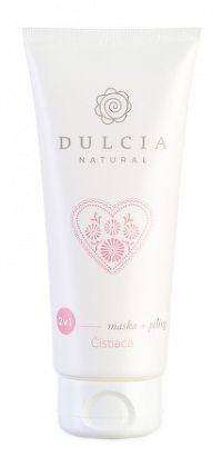 Dulcia Maska a píling 2 v 1 - čistiaca