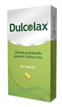 Dulcolax® 5mg 40 tabliet
