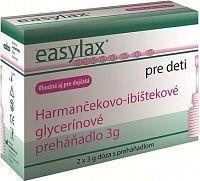 Easylax Preháňadlo pre deti 2 x 3 g