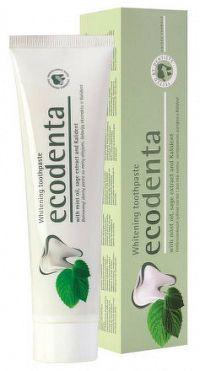 Ecodenta Whitening zubná pasta bieliaca 1x100 ml