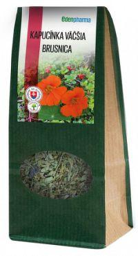 EDENPharma KAPUCÍNKA VÄČŠIA + BRUSNICA bylinný čaj 1x50 g