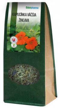 EDENPharma KAPUCÍNKA VÄČŠIA + ŽIHĽAVA bylinný čaj 1x50 g