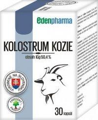 EDENPharma KOLOSTRUM KOZIE cps 30 ks