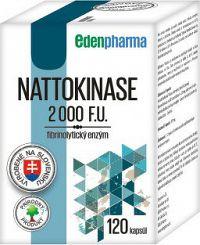 EDENPharma Nattokinase 2000 F.U. 120ks