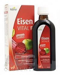 Eisen VITAL F ovocný a bylinný extrakt 250 ml
