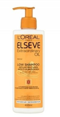 ELS EXTRAORD OIL LOW POO SAMP 400ml
