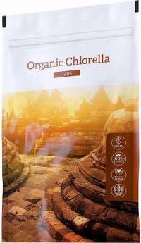 Energy Organic Chlorella tabs - 200ks