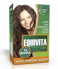 EQUIVITA vlasy, pokožka, nechty 42 ks