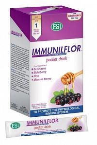 Esi Immunilflor drinky nápoj vo vrecúškach 16ks