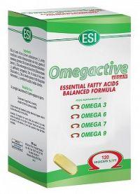 ESI OmegaActive Vegan 120 kapsúl