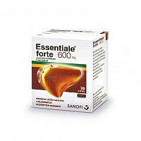 Essentiale forte 600mg 30 kapsúl