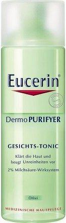 Eucerin DERMO-PURIFYER jemná čist. pleťová voda problematická pleť 1x200 ml