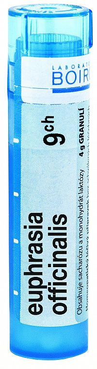 Euphrasia Officinalis CH9 granule 4g