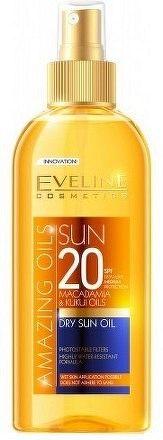 Eveline Cosmetics Amazing Oils - Dry Sun oil SPF 20 150 ml