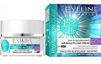 Eveline Hyaluron Clinic denný a nočný krém 60+