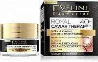 Eveline Royal Caviar - Denní krém-koncentrát redukující vrásky 40+, 50 ml