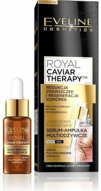 Eveline Royal Caviar - Intenzivní denní a noční sérum proti vráskám 18 ml