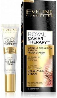 Eveline Royal Caviar - Zpevňující oční krém 15 ml