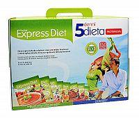 EXPRESS DIET ACKD 5 dňová diéta 850 kcal/deň instantné jedlá, vrecúška 20 ks