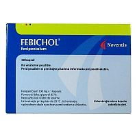 FEBICHOL cps 100 mg 50 ks