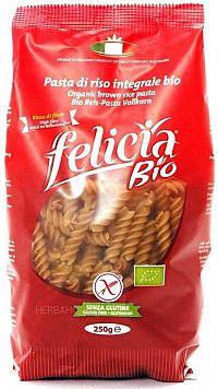 Felicia BIO celozrnné ryžové fusilli 250 g