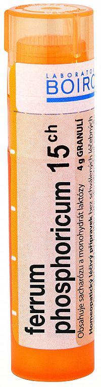 Ferrum Phosphoricum CH15 granule 4g