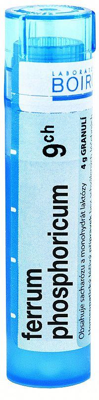 Ferrum Phosphoricum CH9 granule 4g