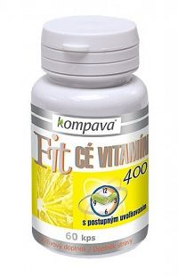 Fit Cé Vitamín 60 kapslí