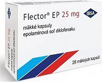 Flector EP 25 mg cps mol 1x20 ks