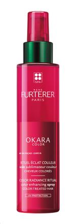 FURTERER OKARA RITUEL ÉCLAT COULEUR bezoplachový sprej posilňujúci farbu vlasov 1x150 ml