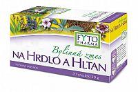 FYTO Bylinná zmes NA HRDLO A HLTAN 20x1 5 g